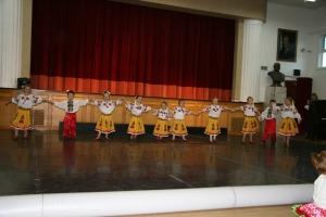 Ukrainian dancing in Edmonton