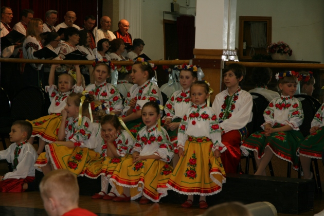 Ukrainian dance school - Edmonton